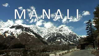 Sizzling through out the year, Manali is a tourist paradise