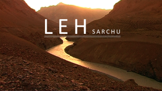 En route to Manali from Leh, Sarchu is a major halt point